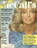 Farrah Fawcett on the cover of McCalls (United States) - April 1977