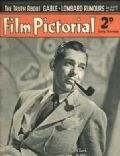 on the cover of Film Pictorial (United Kingdom) - August 1938