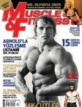 Arnold Schwarzenegger on the cover of Muscle and Fitness (Turkey) - May 2010