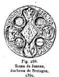 Jeanne de Bretagne