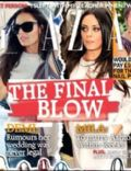 Demi Moore, Mila Kunis on the cover of Grazia (United Kingdom) - October 2012