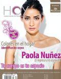 Hoy Mujer Magazine [Mexico] (October 2010)