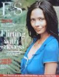 Thandie Newton on the cover of Es Magazine (United Kingdom) - July 2005