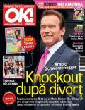 Arnold Schwarzenegger on the cover of Ok (Romania) - June 2011
