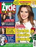 Natasza Urbanska on the cover of Zycie Na Goraco (Poland) - March 2013