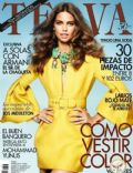 on the cover of Telva (Spain) - March 2013