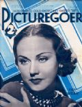 Fay Wray on the cover of Picturegoer (United Kingdom) - July 1934