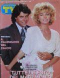 TV Sorrisi e Canzoni Magazine [Italy] (14 September 1986)