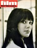 Lyudmila Saveleva on the cover of Filmspiegel (Germany) - July 1967
