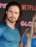 John Hennigan and Taya Valkyrie