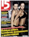 15 Minutos Magazine [Colombia] (November 2011)
