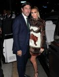 Petra Ecclestone and Sam Palmer (I)