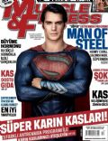 Henry Cavill on the cover of Muscle and Fitness (Turkey) - October 2013