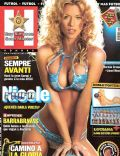 Karina Jelinek, Nicole Neumann on the cover of Hombre (Argentina) - June 2006