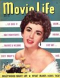 Elizabeth Taylor on the cover of Movie Life (United States) - May 1952