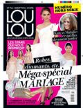 Natalie Portman on the cover of Loulou (France) - February 2011