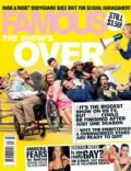 Lea Michele on the cover of Famous (Australia) - June 2010