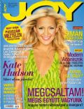 Kate Hudson on the cover of Joy (Hungary) - August 2004