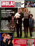Hola! Magazine [Peru] (7 September 2011)