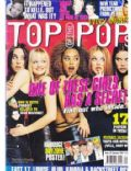 Emma Bunton, Geri Halliwell, Melanie Brown, Melanie Chisholm, Victoria Beckham on the cover of Top Of The Pops (United Kingdom) - January 1997