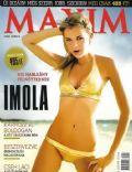 Maxim Magazine [Hungary] (April 2008)