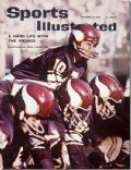 Fran Tarkenton on the cover of Sports Illustrated (United States) - October 1962
