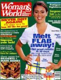 Alyssa Milano on the cover of Womans World (United States) - July 1998