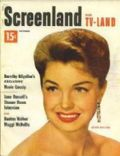 Esther Williams on the cover of Screenland (United States) - November 1953