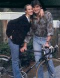 Dane Witherspoon and Robin Wright Penn
