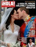 Hola! Magazine [Peru] (2 May 2011)