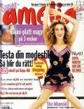 Amelia Magazine [Sweden] (13 May 2004)