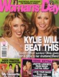 Olivia Newton-John on the cover of Womans Day (Australia) - May 2005