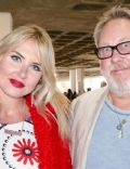 Vic Reeves and Nancy Sorrell