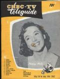 CHBC TV Teleguide Magazine [Canada] (1 July 1962)