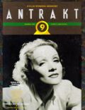 on the cover of Antrakt (Turkey) - June 1992