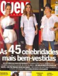 Quem Magazine [Brazil] (17 October 2007)