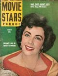 Elizabeth Taylor on the cover of Movie Stars (United States) - March 1949
