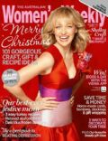 Shelley Craft on the cover of Womens Weekly (Australia) - December 2012