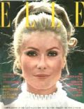 Catherine Deneuve on the cover of Elle (France) - July 1967
