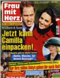 Frau Mit Herz Magazine [Germany] (7 March 2011)