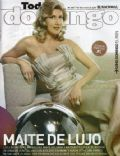 Todo En Domingo Magazine [Venezuela] (9 December 2007)