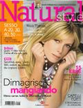 Natural Style Magazine [Italy] (March 2008)