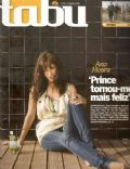 Tabu Magazine [Portugal] (23 October 2009)
