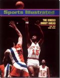 Earl Monroe on the cover of Sports Illustrated (United States) - April 1973