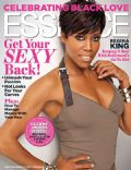 Regina King on the cover of Essence (United States) - February 2011
