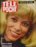 Tele Poche Magazine [France] (19 April 1967)