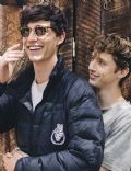 Troye Sivan and Jacob Bixenman