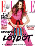 Elle Magazine [Finland] (April 2011)