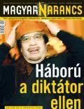 Magyar Narancs Magazine [Hungary] (24 March 2011)