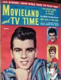 Fabian on the cover of Movieland (United States) - September 1959
